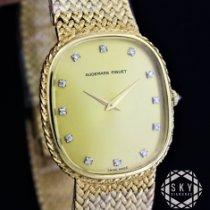 Audemars Piguet Yellow gold Manual winding pre-owned