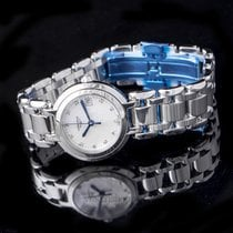 Longines PrimaLuna Steel Mother of pearl United States of America, California, San Mateo