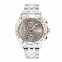 Tudor Chronautic Steel 39mm Grey No numerals United States of America, New York, New York