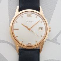 Cortébert Gold/Steel 35mm Manual winding Vintage Cortébert Grand Prix 5101 new