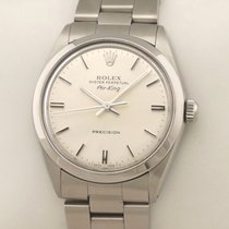 Rolex Air King Precision 5500 1987 pre-owned