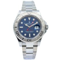Rolex Yacht-Master 40 pre-owned 40mm Blue Steel