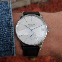 NOMOS Orion Neomatik Steel 40.5mm White United States of America, Minnesota, Mankato