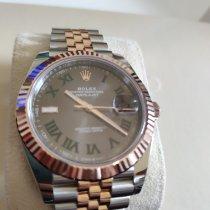 Rolex Datejust II neu 2019 Automatik Uhr mit Original-Box und Original-Papieren 126331