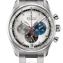 Zenith Steel 42mm Automatic 03.2040.400/69.M2040 new United States of America, Florida, Sunny Isles Beach