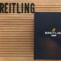 Breitling Navitimer 8 pre-owned 41mm Black Date Weekday Steel