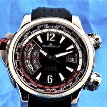 Jaeger-LeCoultre Master Compressor Extreme W-Alarm Acero 47mm Negro Árabes
