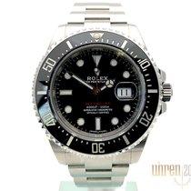 Rolex Sea-Dweller 126600 2017 neu