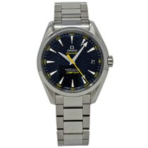 Omega Seamaster Aqua Terra Steel 41.5mm Blue United States of America, Florida, 33132