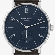 NOMOS Tangente 38 new 2021 Manual winding Watch with original box and original papers 167