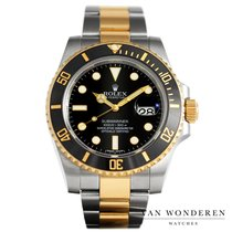 Rolex Submariner Date 116613LN 2009 tweedehands