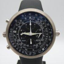 Ikepod Megapode Steel 46mm Black Arabic numerals