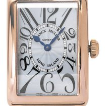 Franck Muller Long Island 900QZ 2007 pre-owned