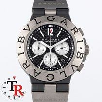 Bulgari Diagono Titanio 44mm Negro España, Madrid