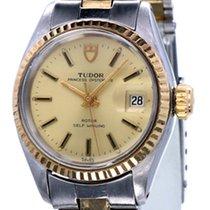 Tudor Prince Oysterdate Goud/Staal 24mm Goud Geen cijfers Nederland, Katwijk