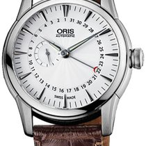 Oris Artelier Small Second 744.7665.4051.LS new