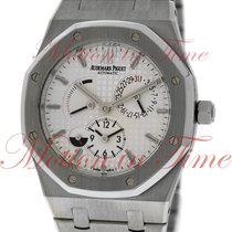 Audemars Piguet Royal Oak Dual Time 26120ST.OO.1220ST.01 подержанные