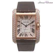 Cartier Tank Anglaise Rose gold