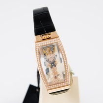Corum Miss Golden Bridge unworn box and papers