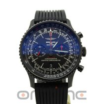 Breitling Navitimer 01 Blacksteel (46 mm) 2016 FULL SET