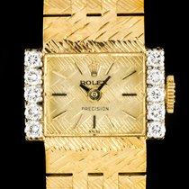 Rolex Precision Gold 2850