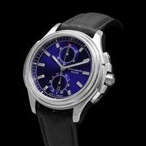Schaumburg Steel 45mm Automatic Watch Urbanic Chronograph C1 new