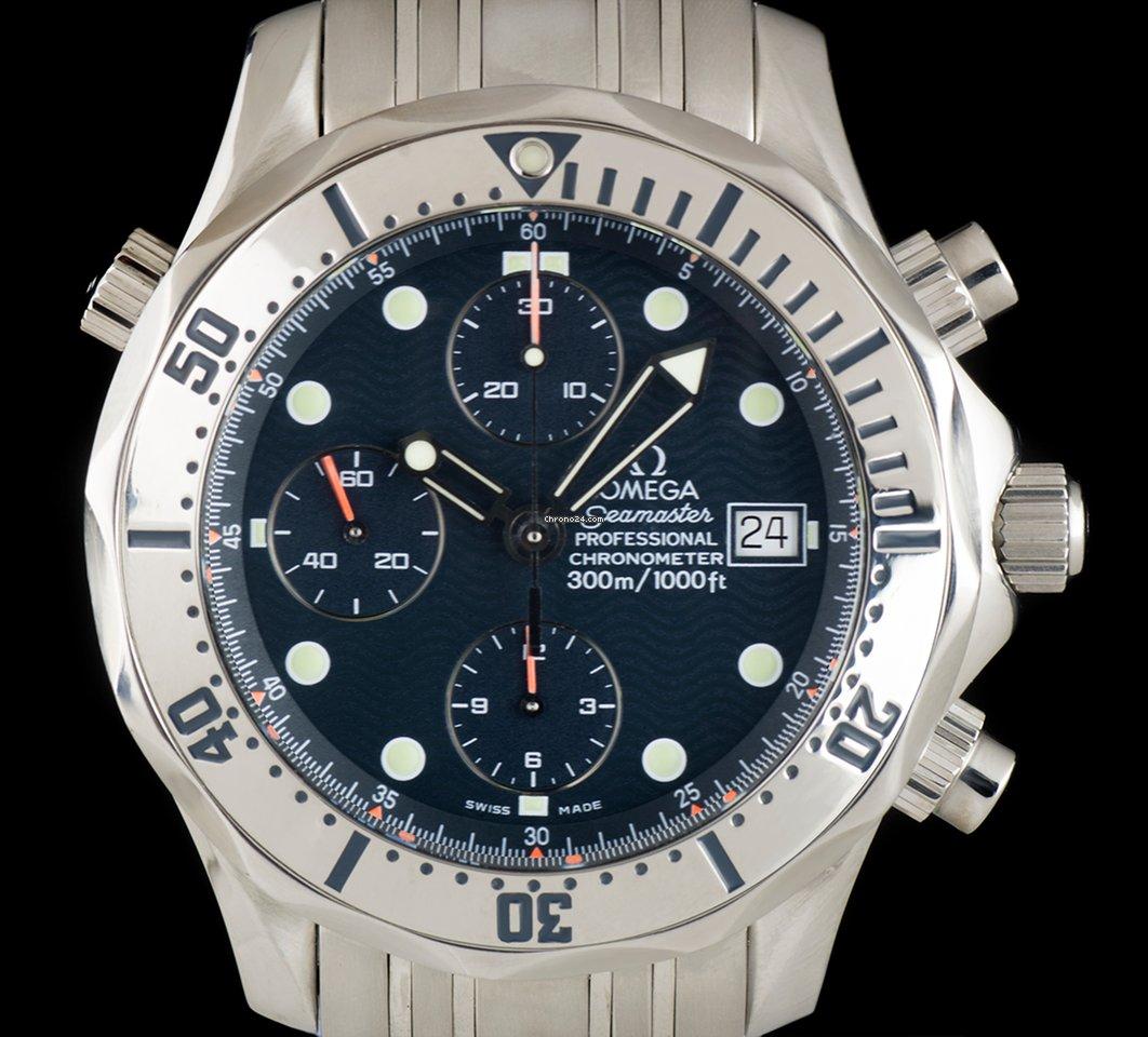 ab3e42ffc91 Omega Seamaster - Todos os preços de relógios Omega Seamaster na Chrono24