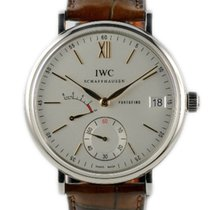 IWC Portofino Hand-Wound new 2019 Manual winding Watch with original box and original papers IW510103