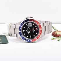 """Rolex GMT-Master II 16710 """"Victory"""" New Old Stock"""