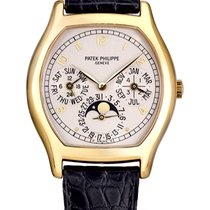 Patek Philippe Yellow gold 35.5mm Automatic 5040J-014 pre-owned