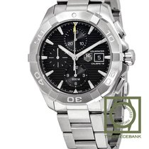 TAG Heuer Steel 43mm Automatic CAY2110.BA0927 new