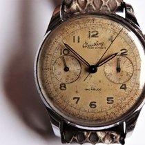 Breitling Chronograaf 38mm Handopwind 1942 tweedehands