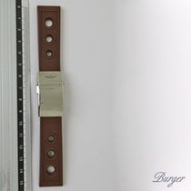 Breitling Rubber Strap And Clasp 20/18mm