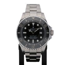 Rolex Sea-Dweller Deepsea from 2017 complete with box and papers