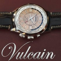 Vulcain Cricket GMT