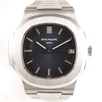 Patek Philippe Nautilus 5711 A with two dials and factory...