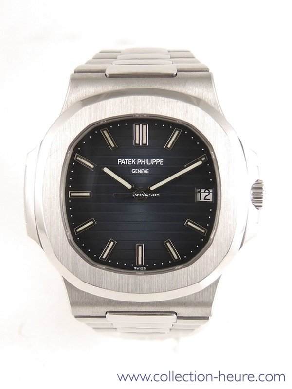 b4e1c96e9f7 Patek Philippe Nautilus 5711 A with two dials and factory... for Rp.  683