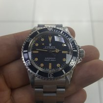Rolex Submariner No Date 5513 Maxi 2 Dial