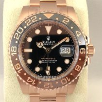 Rolex GMT-Master II ny 40mm Rosa guld