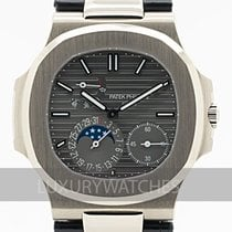 Patek Philippe Nautilus new 40mm White gold