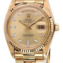 Rolex 1803 Geelgoud Day-Date (Submodel) 36mm