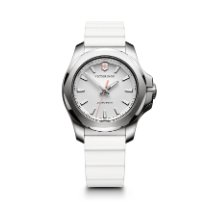 维氏瑞士军  女士手表 I.N.O.X. 37mm 石英 全新 带有原装包装盒和原始证书的手表 2019
