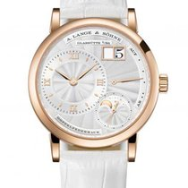A. Lange & Söhne Women's watch Little Lange 1 Manual winding new Watch with original box and original papers