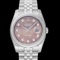 Rolex Datejust White gold United States of America, California, San Mateo