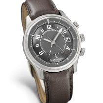 Jaeger-LeCoultre AMVOX Steel 42mm Grey Arabic numerals United States of America, New York, New York