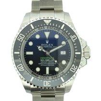 Rolex Sea-Dweller Deepsea Acier 44mm Sans chiffres France, Marseille