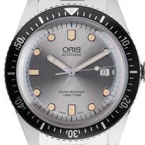 Oris Divers Sixty Five Stahl 42mm Silber Deutschland, Stuttgart