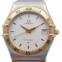 Omega Constellation Quartz Acero y oro 35mm Plata España, Sevilla