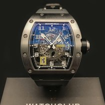 Richard Mille RM030 Titanium 2014 RM 030 50mm pre-owned