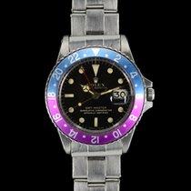 Rolex 1675 Acier 1966 GMT-Master 40mm occasion